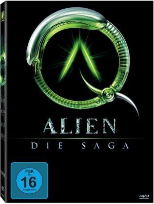 Alien Saga (Extended Edition, 5 DVD)