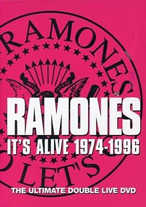 Ramones - It's Alive 1974-1996 (2 DVDs)