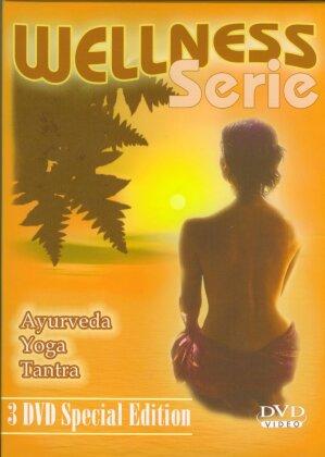 Wellness Serie (3 DVDs)