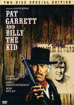 Pat Garrett and Billy the kid (1973) (Special Edition, 2 DVDs)