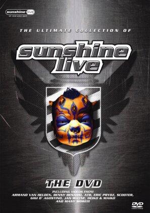 Various Artists - Sunshine Live - The DVD