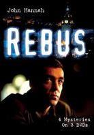 Rebus - 4 Mysteries (3 DVDs)