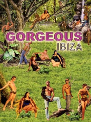 Various Artists - Gorgeous Ibiza (DVD + 2 CDs)