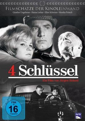 4 Schlüssel (1965) (s/w)