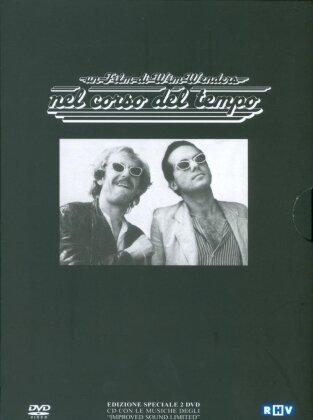 Nel corso del tempo (1976) (n/b, 2 DVD + CD)