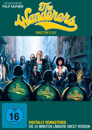 The Wanderers (1979) (Director's Cut, Neuauflage)