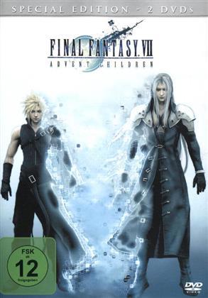 Final Fantasy VII - Advent Children (2005) (Special Edition, 2 DVDs)