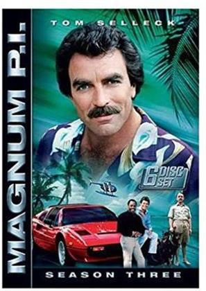 Magnum P.I. - Season 3 (6 DVDs)