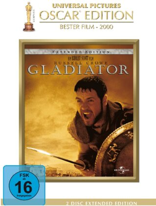 Gladiator - (Oscar Edition 2 DVDs) (2000)