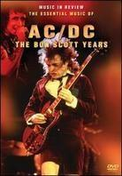 AC/DC - Music in review - The Bon Scott years