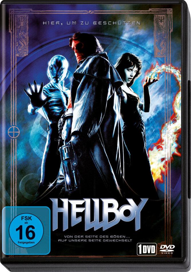 Hellboy (2004) (Single Edition)