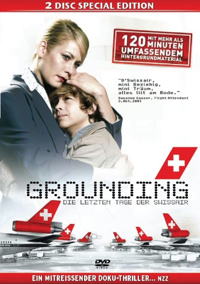Grounding - Die letzten Tage der Swissair (2 DVDs)