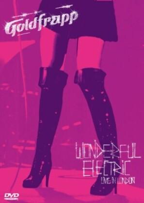 Goldfrapp - Wonderful electric (2 DVDs)