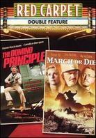 The domino principle / March or die - Red Carpet Double Feature
