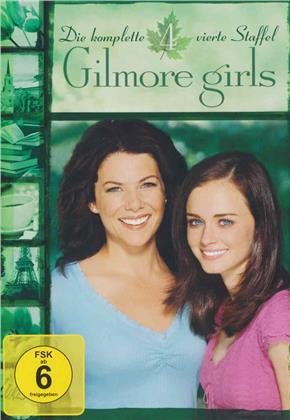 Gilmore Girls - Staffel 4 (6 DVDs)