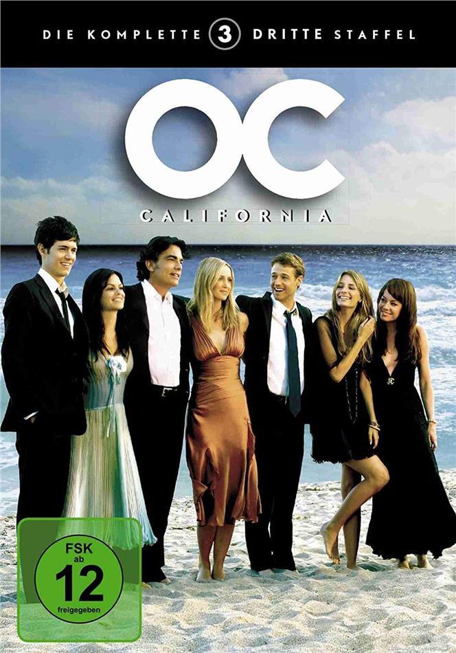O.C. California - Staffel 3 (7 DVDs)