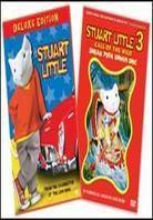 Stuart Little / Stuart Little 3 (Édition Deluxe, 2 DVD)