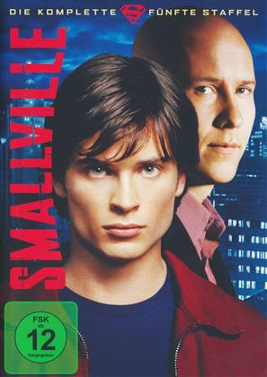 Smallville - Staffel 5 (6 DVDs)