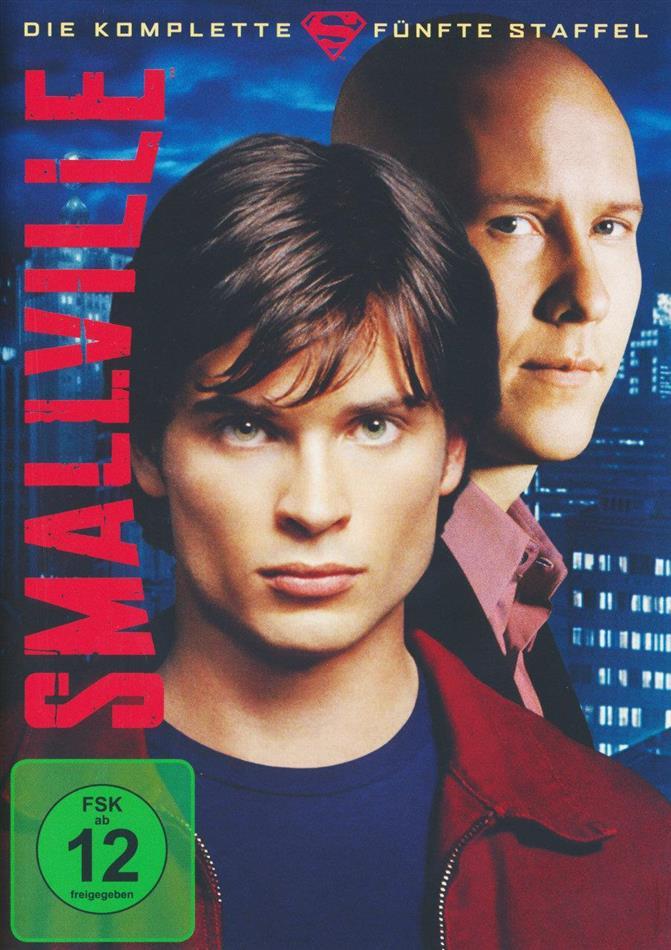Smallville - Staffel 5 (6 DVDs)