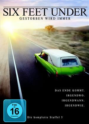 Six Feet Under - Staffel 5 - Final (5 DVDs)