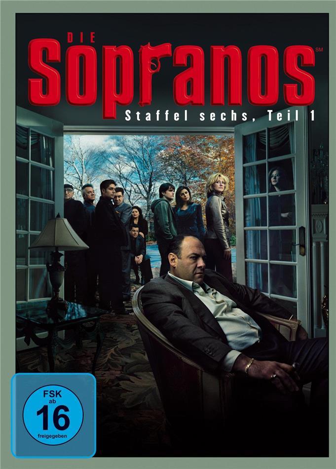 Die Sopranos - Staffel 6.1 (4 DVDs)