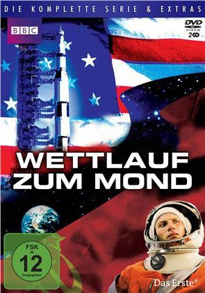 Wettlauf zum Mond - Die komplette Serie (2005) (BBC, 2 DVDs)