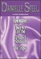 Danielle Steel 3 (4 DVDs)