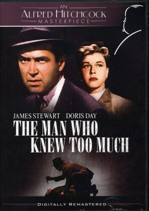 The man who knew too much (1956) (Remastered)