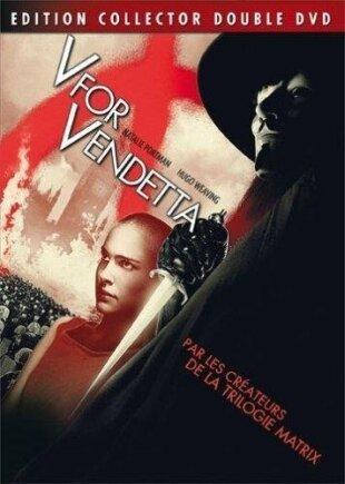 V pour Vendetta (2005) (Special Edition, 2 DVDs)