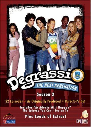 Degrassi - The Next Generation - Season 3 (Director's Cut, 4 DVDs)
