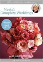 Martha's complete weddings (4 DVDs)