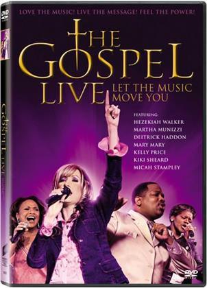 Gospel Live - The BET Concert