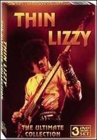 Thin Lizzy - The Ultimate Collection (3 DVDs)