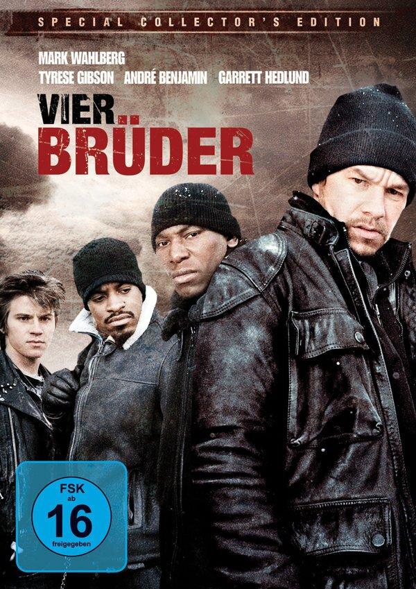 Vier Brüder (2005) (Special Collector's Edition)