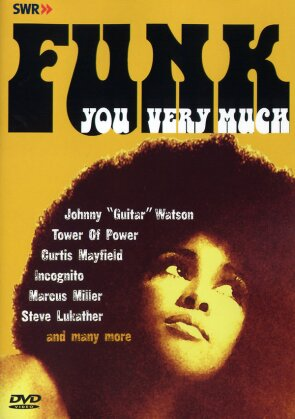 Various Artists - Funk You Very Much