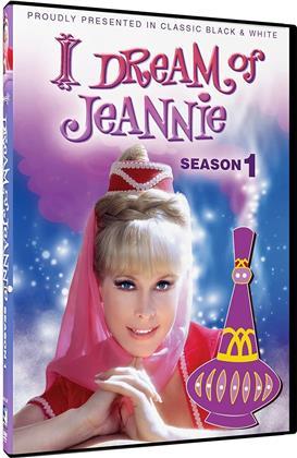 I Dream of Jeannie - Season 1 (n/b, 3 DVD)