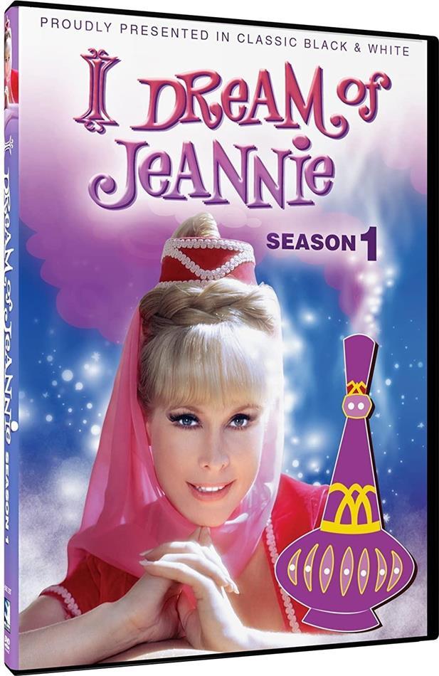 I Dream of Jeannie - Season 1 (s/w, 3 DVDs)