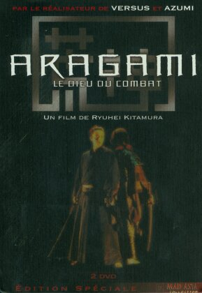 Aragami - Le dieu du combat (2003) (Mad Asia Collection, Steelbook, Edizione Speciale, 2 DVD)