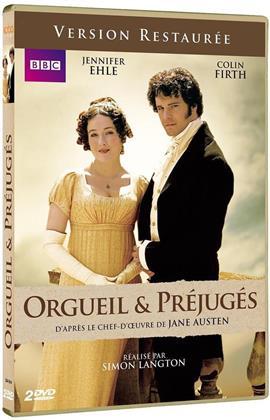 Orgueil & préjugés (1995) (BBC, Restaurierte Fassung, 2 DVDs)