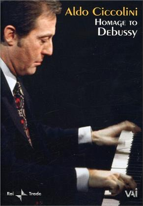 Aldo Ciccolini - Homage to Debussy (VAI Music)