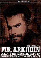 Mr. Arkadin - The complete (1955) (Criterion Collection, 3 DVDs)