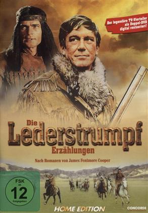 Die Lederstrumpf Erzählungen (2 DVDs)