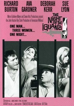 Night Of The Iguana - Night Of The Iguana / (Rmst) (1964) (Remastered, Widescreen)
