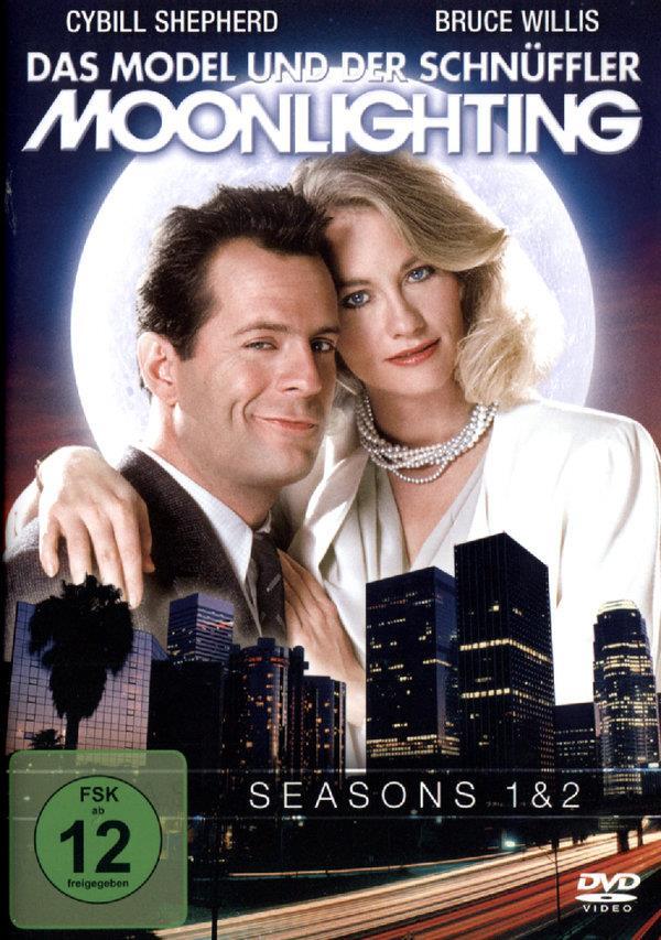 Moonlighting - Das Model und der Schnüffler - Staffel 1 & 2 (6 DVDs)