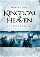 Kingdom of Heaven (2005) (Director's Cut, 4 DVDs)