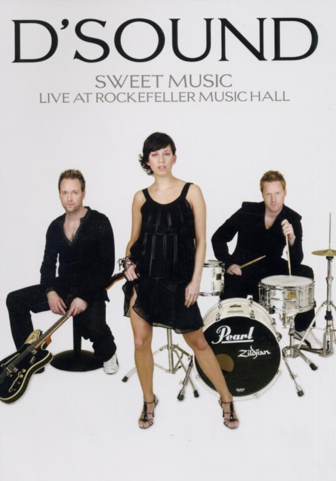 D'Sound - Sweet music - Live at Rockefeller Music Hall