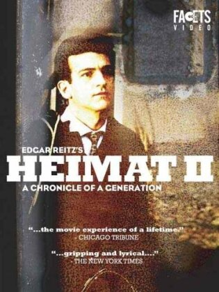 Heimat 2 - Chronicle of a generation (7 DVDs)