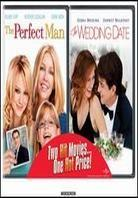 The perfect man / The wedding date (2 DVDs)