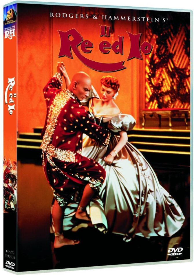 Il Re ed io (1956) (Special Edition, 2 DVDs)