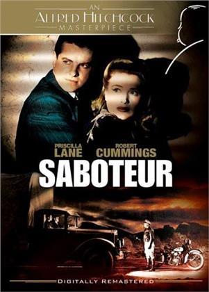 Saboteur (1942) (Remastered)
